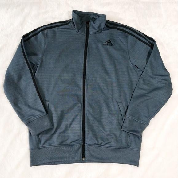 Adidas Full Zip Climalite Jacket NWOT